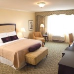 Luxurious rooms at the Omni Shoreham in Washington, DC