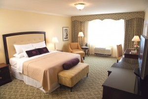 Room at Omni Shoreham