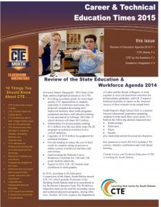 State CTE Promo Newsletter 2015 2